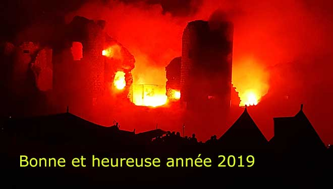 2019 nouvel an