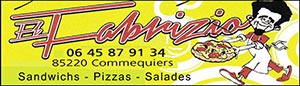 Pizzéria Commequiers